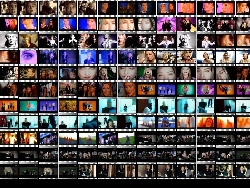 """Linn """"videomix"""" wallpaper - by Michiel De Wit"""